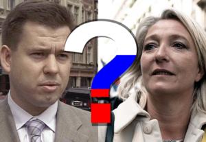 Финансист из Латвии оказался посредником между российскими банками и Марин Ле Пен