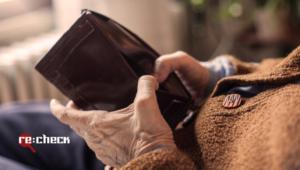 Действительно ли за более чем 40 лет работы пенсия будет 136 евро?
